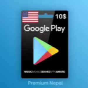 Google Play 10$ Gift Card (Quick Email Delivery) (USA)