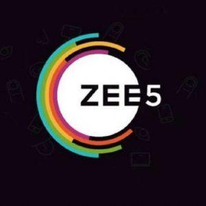 Zee 5 1 month 5 Screen