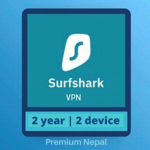 Surfshark VPN 1.5 years