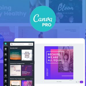 Canva Pro 6 month Warranty (In your Email)